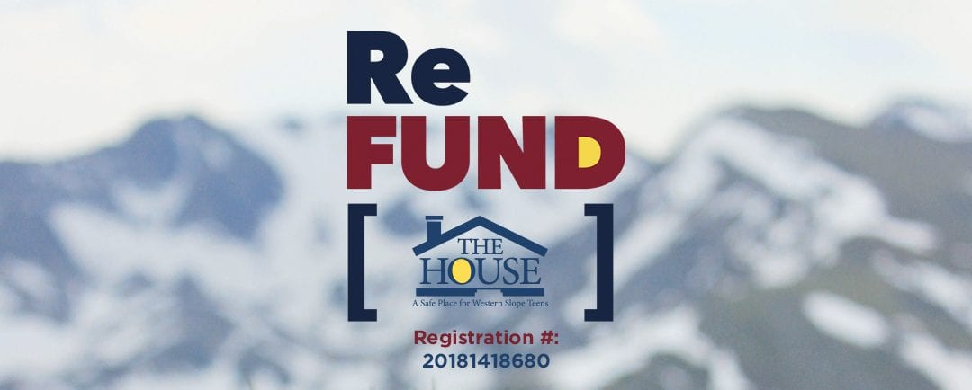 ReFund Colorado • Support The House